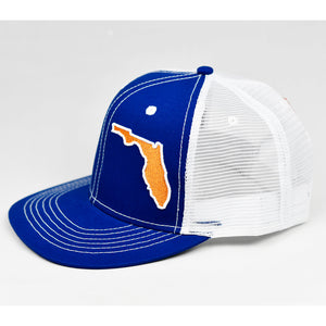 Florida - Blue & Orange
