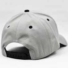 "Load image into Gallery viewer, ""God Bless America"" Grey Cap"