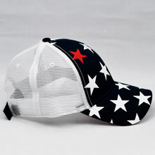 "Load image into Gallery viewer, ""Stars Spangle Banner"" Cap"