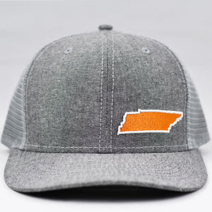 Tennessee - Orange & White