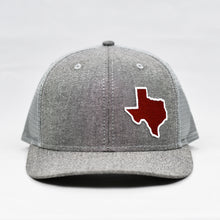 Load image into Gallery viewer, Texas - Maroon & White
