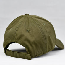 "Load image into Gallery viewer, ""U.S.A"" Olive Embroidered FR in Olive Green"