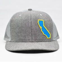 Load image into Gallery viewer, California - True Blue & Gold