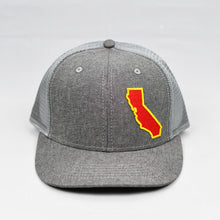 Load image into Gallery viewer, California - Cardinal & Gold