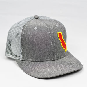 California - Cardinal & Gold