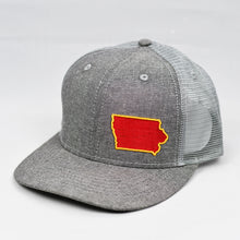 Load image into Gallery viewer, Iowa - Cardinal & Gold