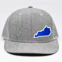 Load image into Gallery viewer, Kentucky - Blue & White