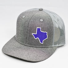 Load image into Gallery viewer, Texas - Purple & White