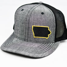Load image into Gallery viewer, Iowa - Black & Gold