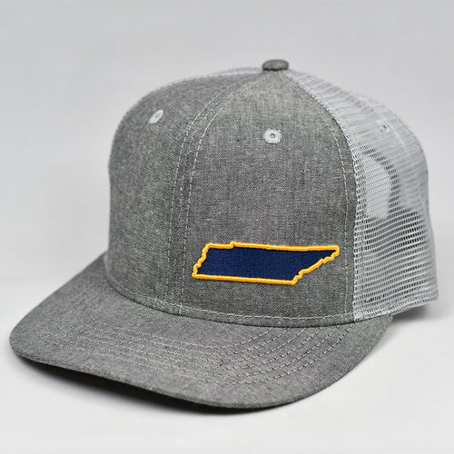 Tennessee - Blue & Gold