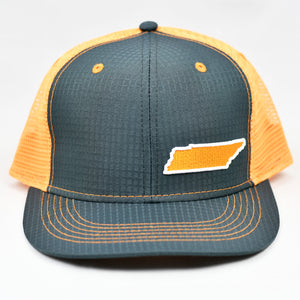 Tennessee - Smoke Grey & Orange