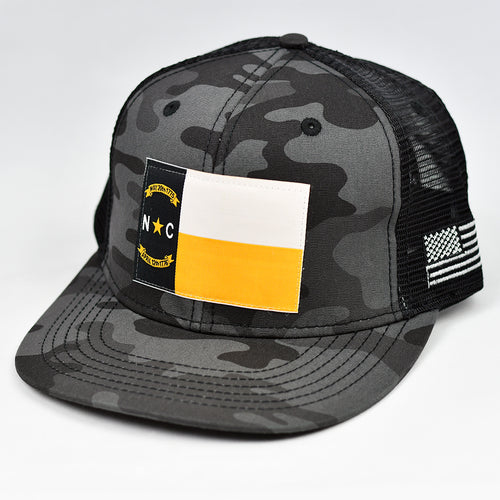 North Carolina - Black & Gold