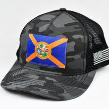 Load image into Gallery viewer, Florida - Blue & Orange BLK