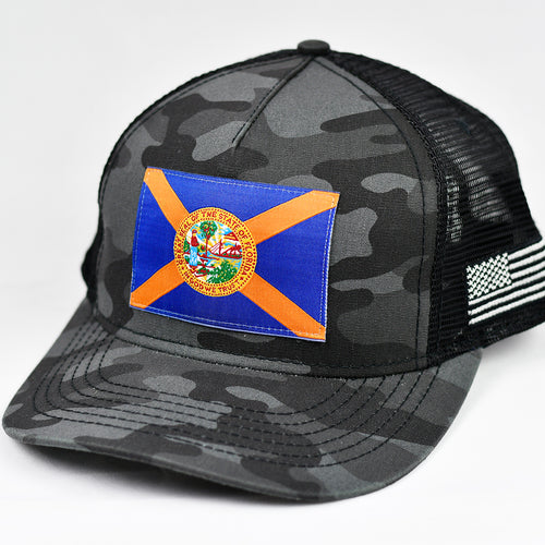 Florida - Blue & Orange BLK