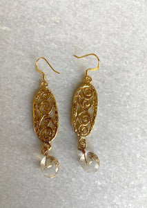 Ornate Elizabeth Earrings