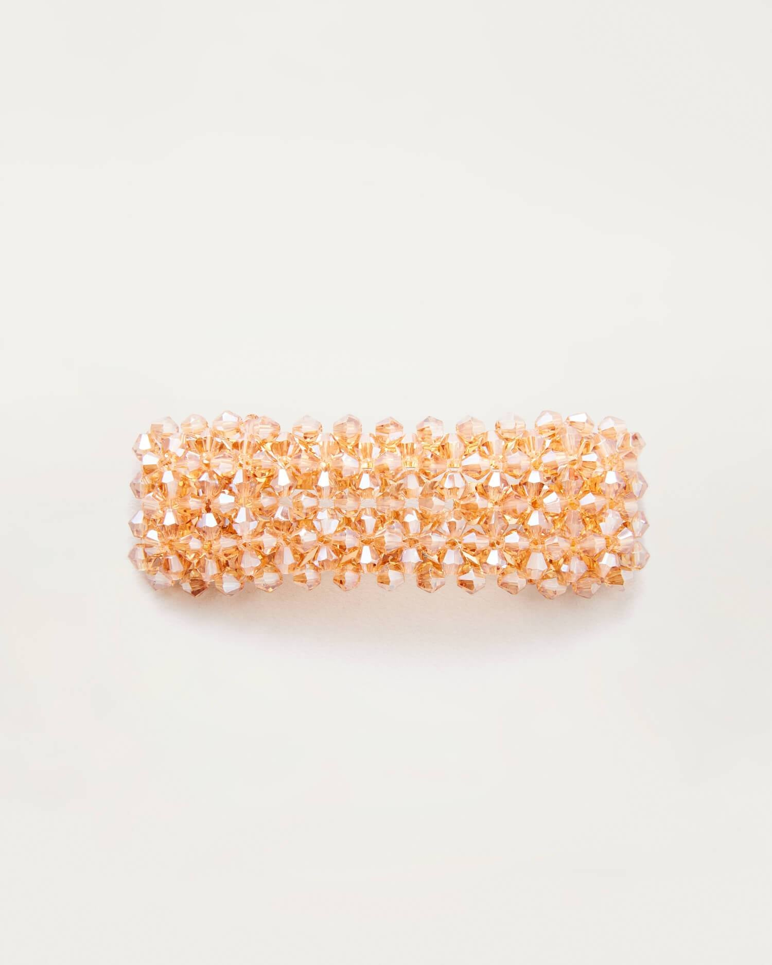 color:Champagne beads