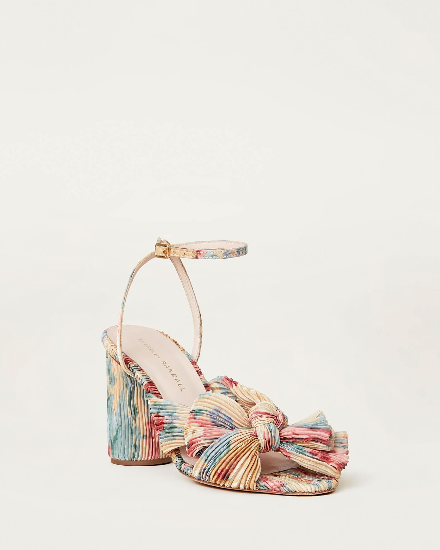 color: Butter Multi Floral