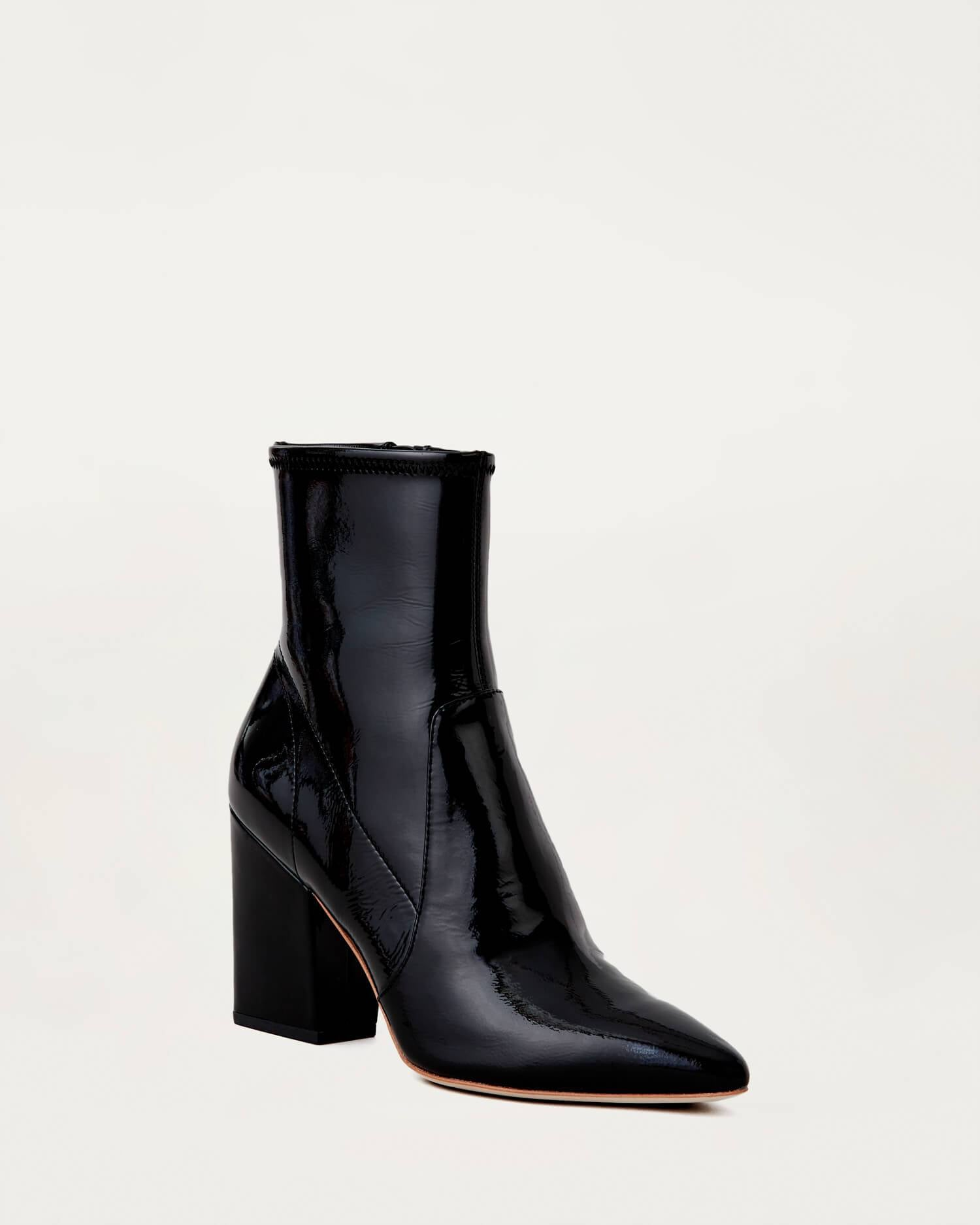 Color:Black Patent