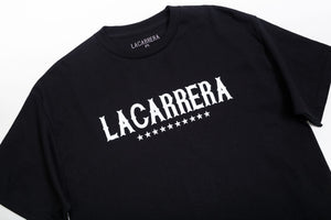 Tshirt La Carrera Star Black L