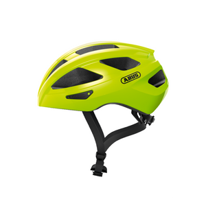 Casco Abus Macator Signal Yellow L
