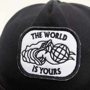 Cap Jko Sanchez The World is Yours