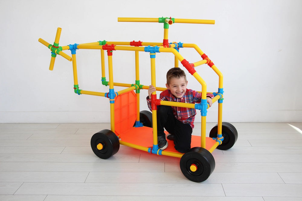 Build toys for toddlers