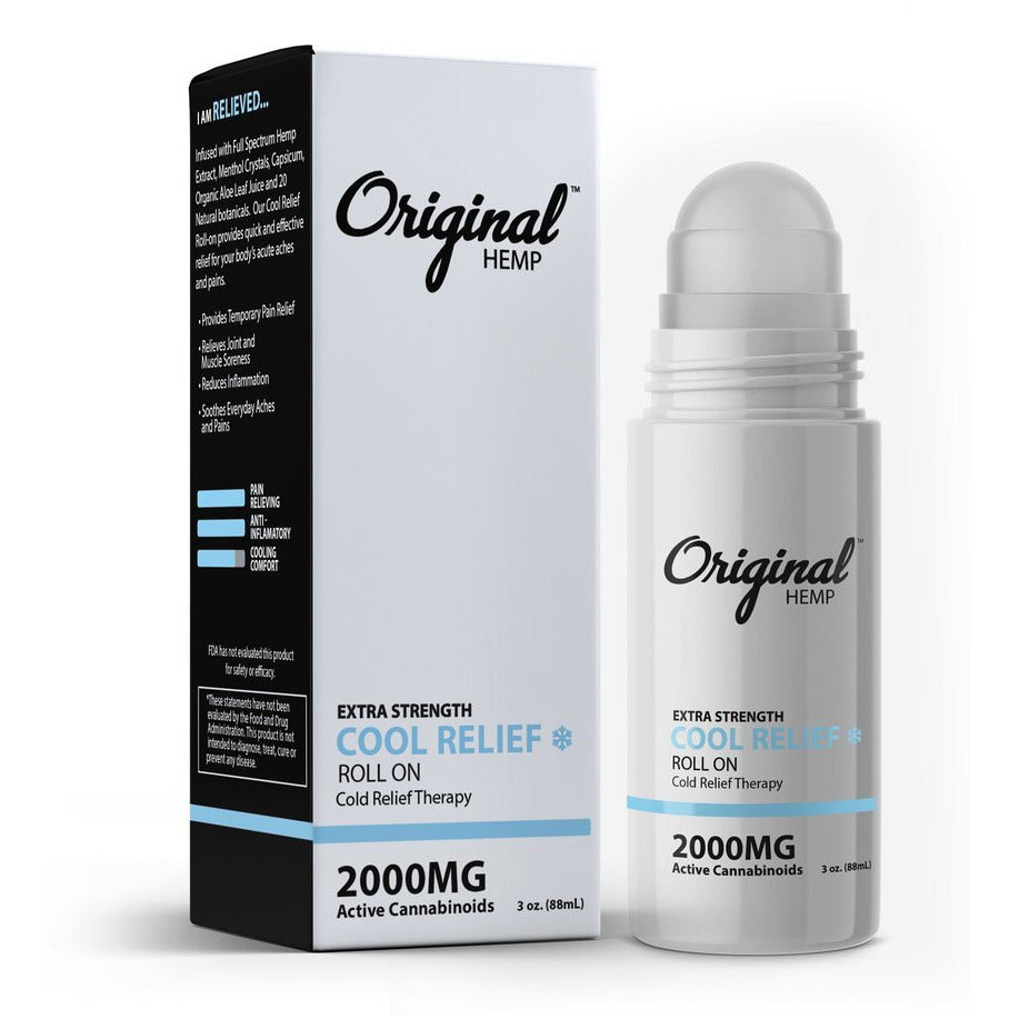 Cool Relief Roll-On 2000MG