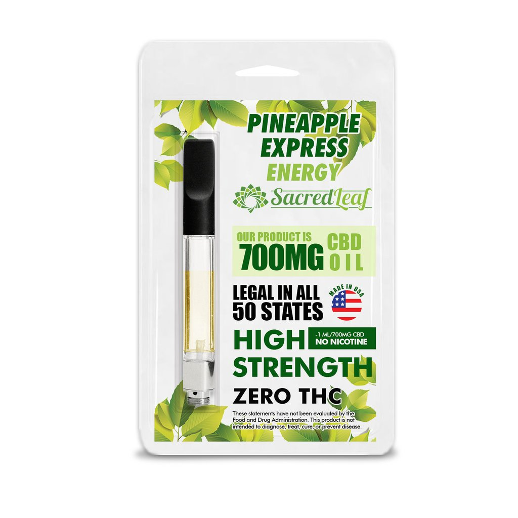 Terpene loaded CBD Cartridge - Kerwell: Premium CBD House