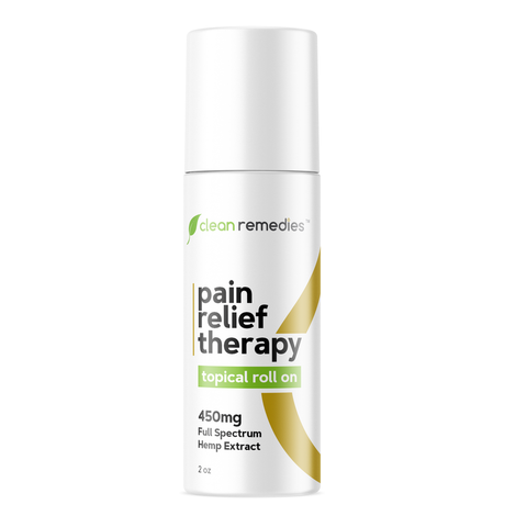 Pain Relief Therapy Topical Roll On - Kerwell: Premium CBD House
