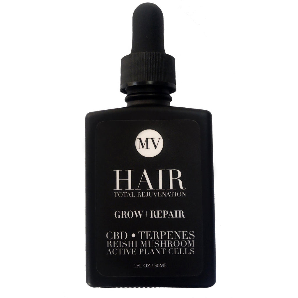 HAIR TOTAL REJUVENATION SERUM - Kerwell: Premium CBD House