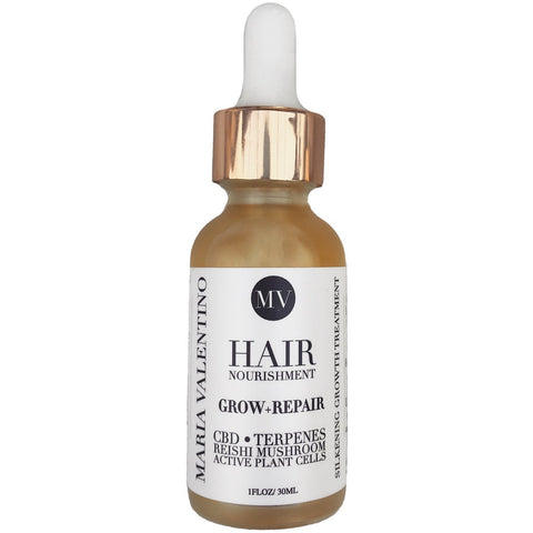 HAIR NOURISHMENT SERUM [GROW+REPAIR] - Kerwell: Premium CBD House