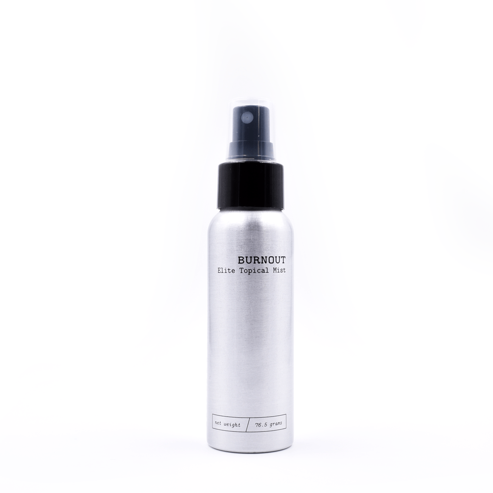 Burn Out Elite Topical Mist - Kerwell: Premium CBD House