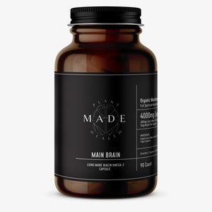 Main Brain Gelcaps by Made Plant Health