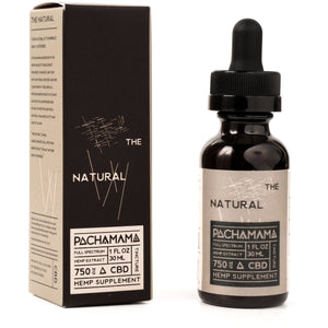 Pachamama The Natural Tincture - Kerwell: Premium CBD House