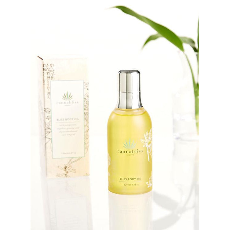 Bliss Body Oil - Kerwell: Premium CBD House