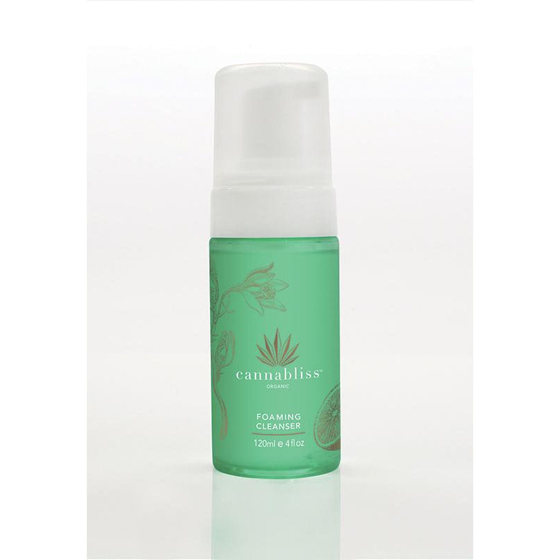 Cannabliss Foaming Cleanser - Kerwell: Premium CBD House