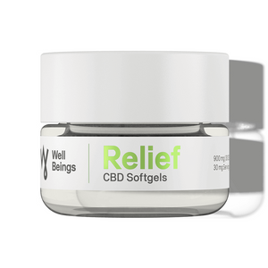 Relief CBD Softgels - Kerwell: Premium CBD House