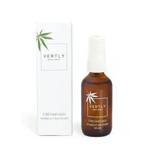 Workout Recovery Body Spray - Kerwell: Premium CBD House