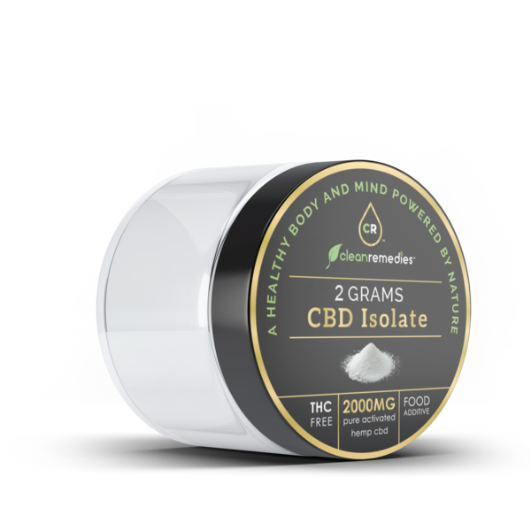 CBD Isolate - Kerwell: Premium CBD House
