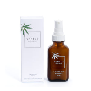Scented Relief Lotion - Kerwell: Premium CBD House