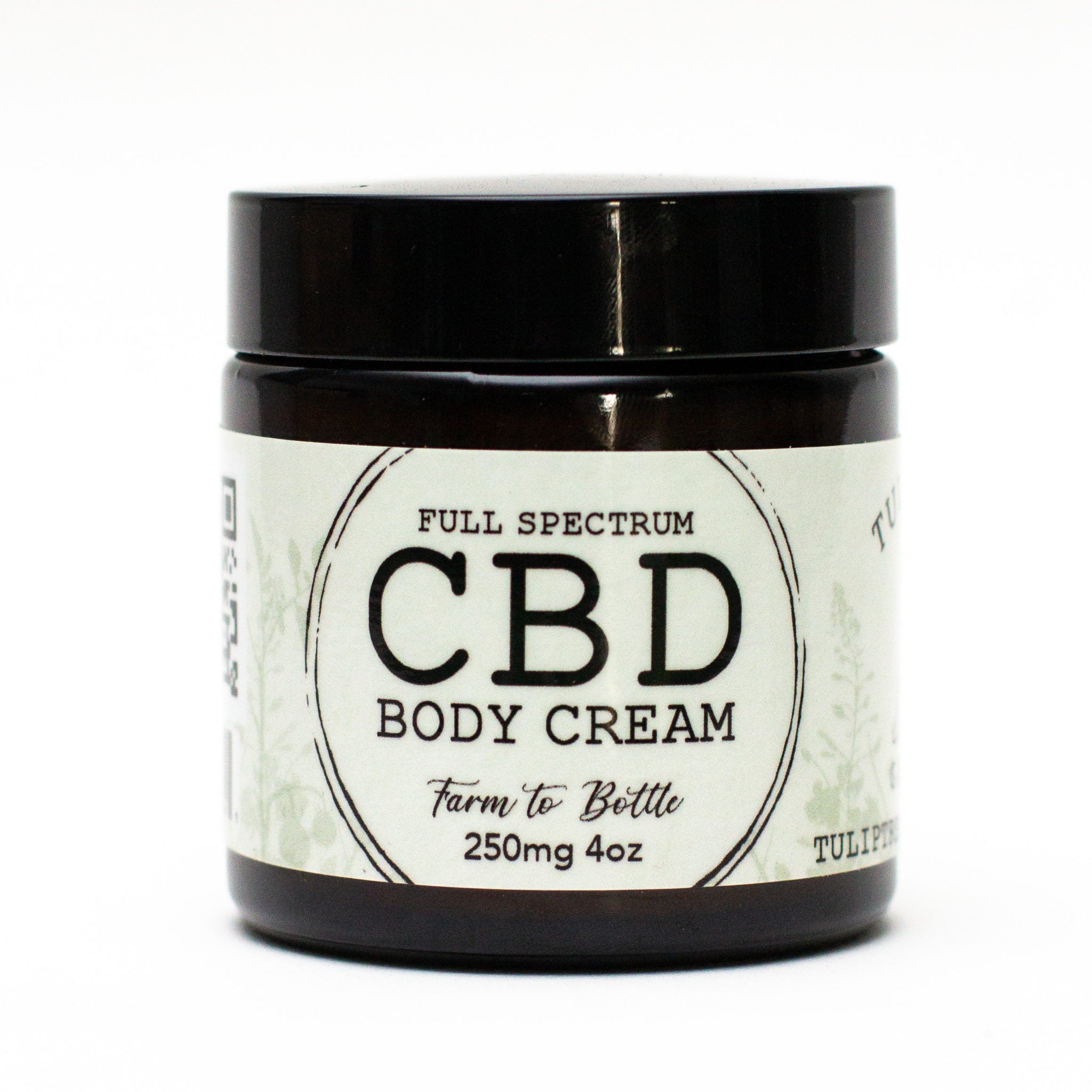 Body Cream- 500mg Tulip Tree Gardens - Kerwell: Premium CBD House
