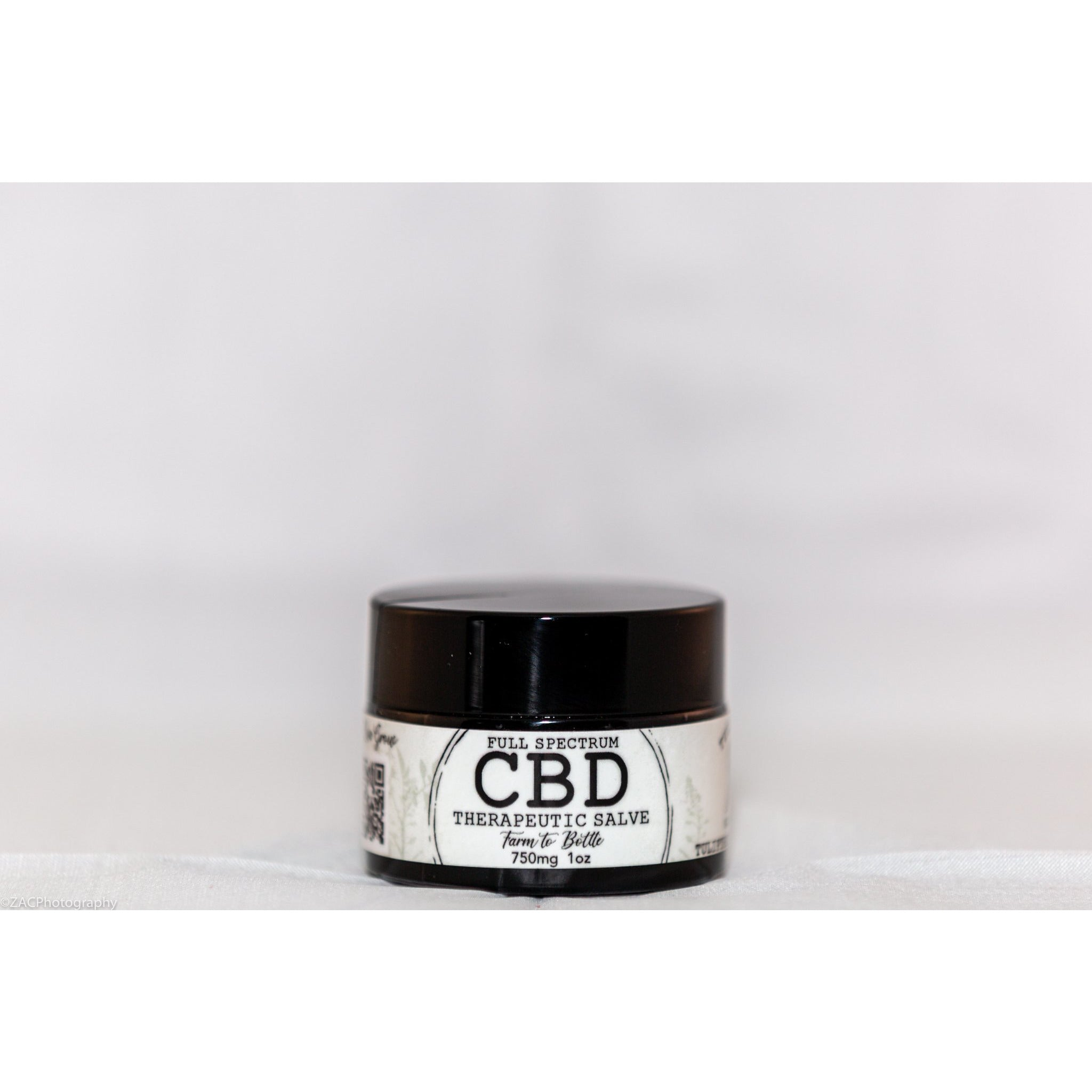 Therapeutic Salve- 100mg Tulip Tree Gardens - Kerwell: Premium CBD House