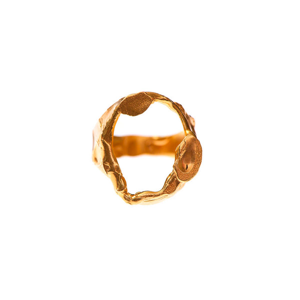 The Florentine Echo Ring
