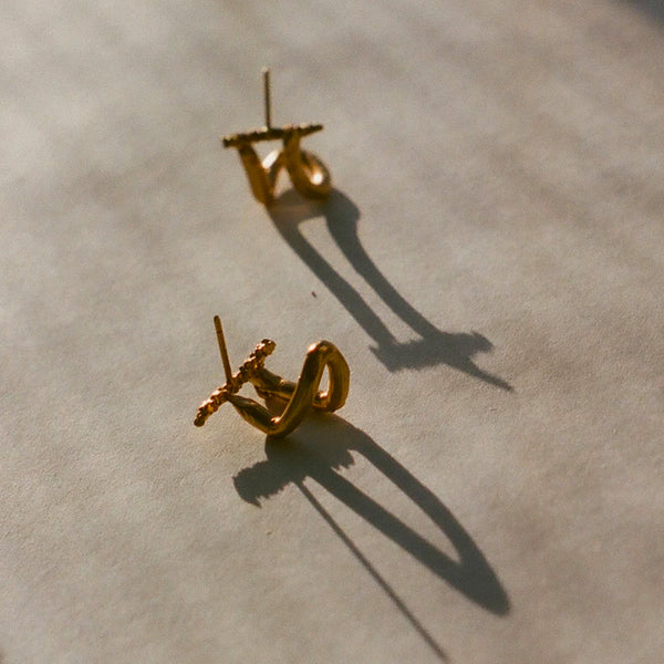 The Uncharted Seas Earrings