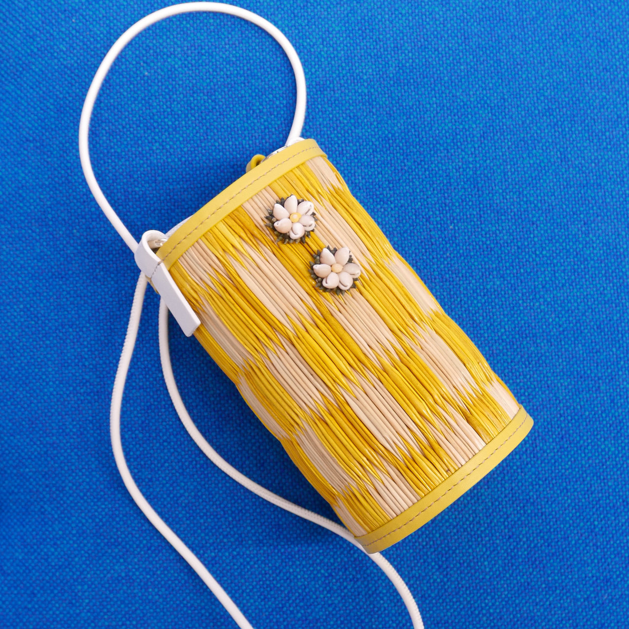 Cupid Bag Yellow with Shells