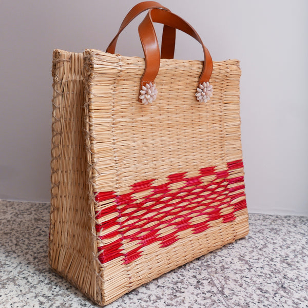 Tote ChaCha Red