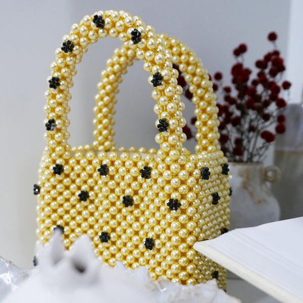 Dolly Bag Mimosa Yellow