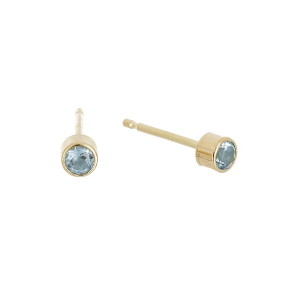 BIRTHSTONE DUST STUD