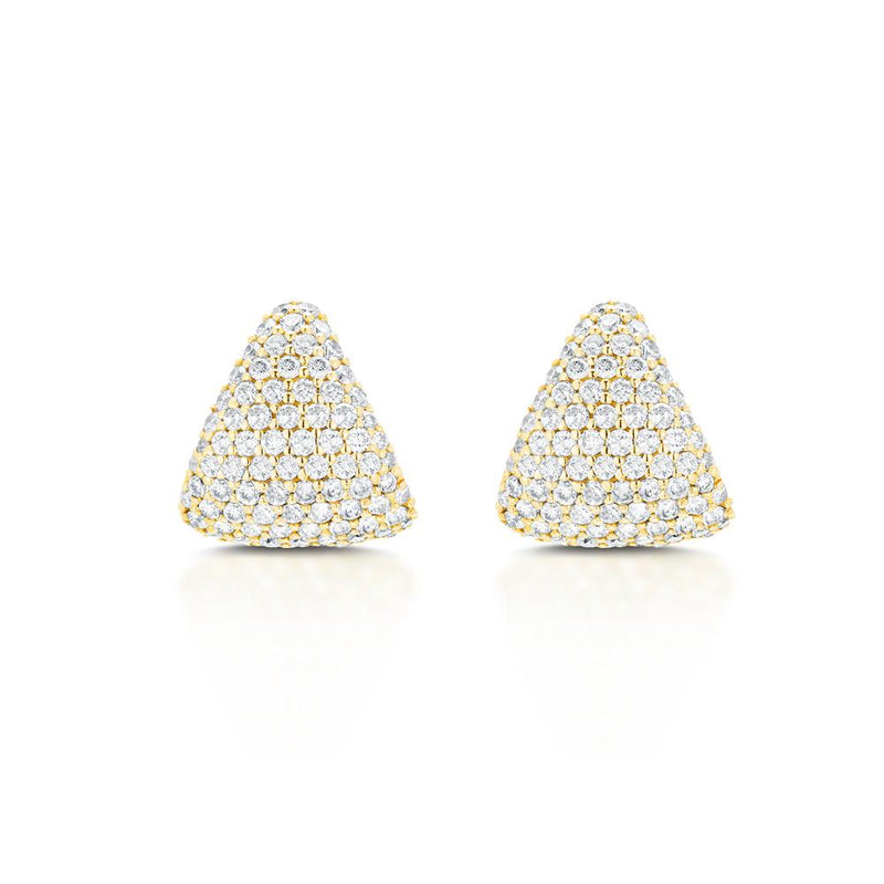 DIAMOND EARRING CUP