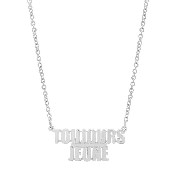 Toujours Jeune (Forever Young) Necklace